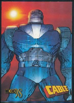 1998 Marvel Creator's Collection Trading Card #56 Apocalypse