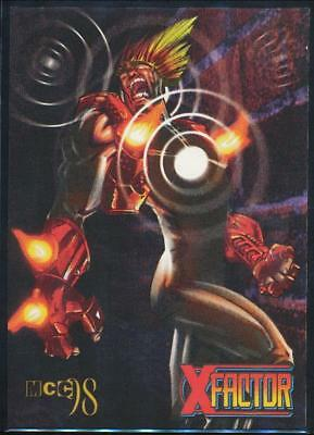 1998 Marvel Creator's Collection Trading Card #63 Havok