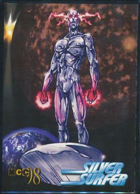 1998 Marvel Creator's Collection Trading Card #64 Silver Surfer