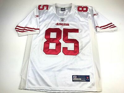 VERNON DAVIS SAN Francisco 49ers Nike NFL On Field Jersey Woman Size ... cd5cd6c4e