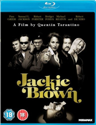 Pam Grier, Samuel L. Jackson-Jackie Brown (UK IMPORT) Blu-ray NEW