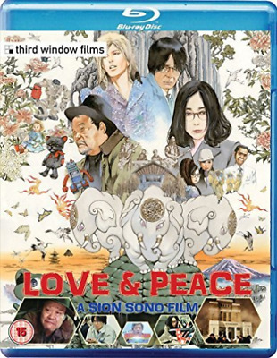 Love And Peace Bluray (UK IMPORT) Blu-Ray NEW