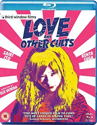 Love And Other Cults (Dual Format Dvd/Bluray) (UK IMPORT) BLU-RAY NEW
