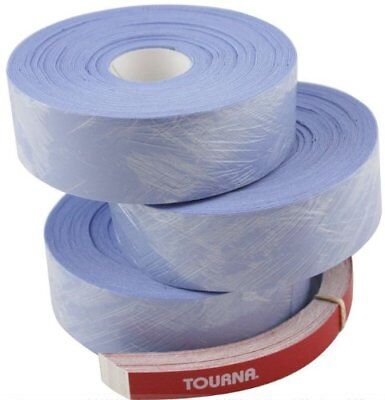 Travel Pouch Tacky Feel Tennis Grip, Tourna Tac Blue 30 Pack