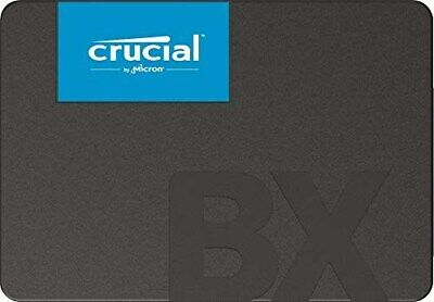 """Crucial BX500 2.5"""" 240GB SATA III Solid State Drive"""