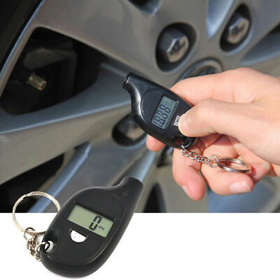 2-150 PSI Diagnostic Tool Digital LCD Display Tire Pressure Gauge Car Tester Pop