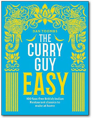 The Curry Guy Easy Hardcover *BRAND NEW*