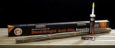 DeckWright WJ936 Anti-Slip Insert, Granite, 1000x0.6x0.4 cm