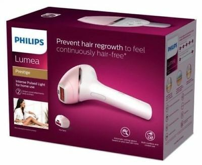 BRAND NEW Philips Lumea Prestige BRI950/00 IPL Hair Removal Body Face RRP £520