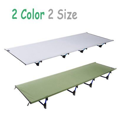 Ultralight Camp Bed 200KG Heavy Duty Bearing Breathable Waterproof Bed Surface B
