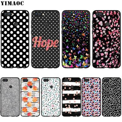 For Smart Mate 10 P9 Lite P10 P8 Huawei P20 Pro Case Back Cover Silicone  N2448