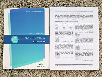 New 2018 becker cpa exam review audit aud v32flashcardsrq 05 18 new 2018 becker cpa final review business bec v3v31update fandeluxe Choice Image
