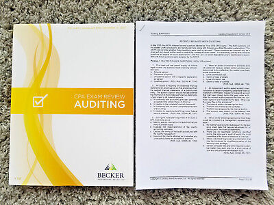 New 2018 becker cpa final review audit aud v32 rq 05 18 680 mc newest v32 2018 becker cpa exam review audit aud rq 05 fandeluxe Choice Image