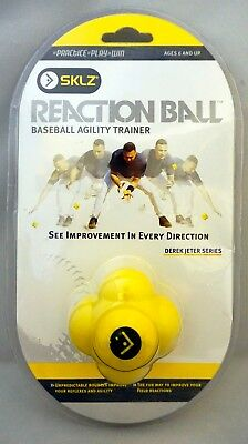 Sklz Reaction Ball Derek Jeter Agility Trainer Baseball