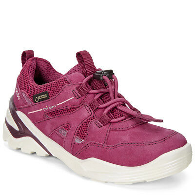 9407dec4016305 Ecco Biom Vojage Kinderschuhe Sneaker Gore-Tex Red Plum