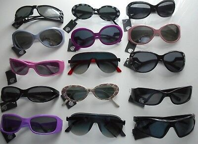 12 x Assorted Children's Sunglasses Christmas Stocking Fillers Wholesale Job Lot