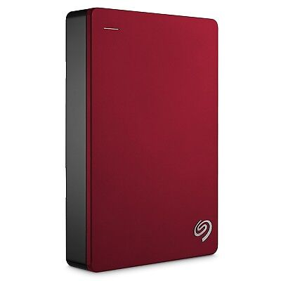 "Seagate Backup Plus 4TB 2,5"" externe HDD USB3.0 rot #9084#"