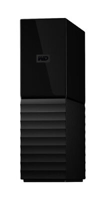 WD Western Digital My Book 6TB External Hard Drive NEWEST Model WDBBGB0060HBK-NA
