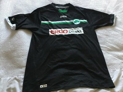 2012/13-Greuther-Furth Germany Away Shirt Size L