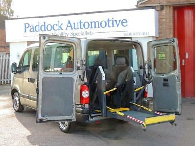 Renault Master SL28 DCi 100 Disabled Wheelchair Adapted Vehicle WAV