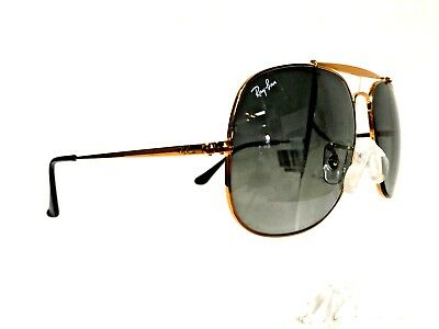 d90ad8cb2584c RAY BAN NEW Sunglasses RAY BAN The GENERAL Gold G-15 RB3561 197 71 ...