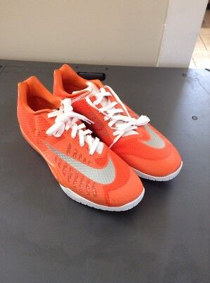 8a00b597c0d Nike Hyperlive TB Mens Basketball Shoes Sneakers 834488 803 Low Orange  US17.5 S2