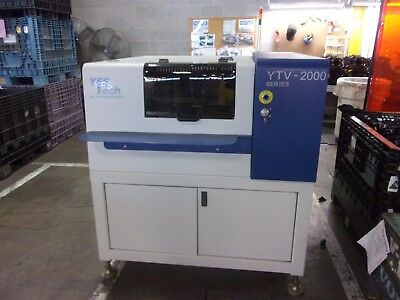 Yestech Ytv-2050 Automatic Optical Inspection Machine