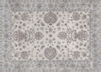 """1:12 Scale Dollhouse Area Rug - 0001600 - approximately 4-15/16"""" x 6-7/8"""""""