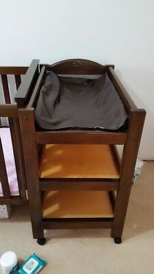 Boori Country 3 Tier Change Table Baby Toddler RRP$500 Location Rydalmere 2116