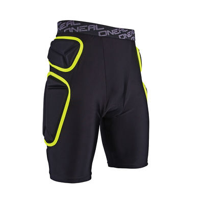 O'Neal Mens Black/Lime Trail Pro Dirt Bike Shorts MX ATV 2019