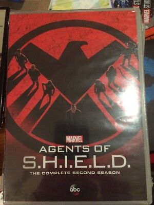 Marvel Agents Of S.h.i.e.l.d.complete Second Season (Dvd)   New; Sealed: Deal