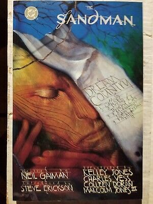 Sandman Dream Country TPB 2nd printing Collects #17-20 DC Comics Vertigo 1991