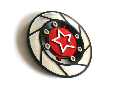 """Pulley Cover Pulleycover Riemenscheibenabdeckung Buell XB 9 12 """"star"""""""