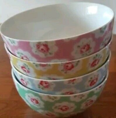 Cath Kidston Provence Rose Bowl  blue or green