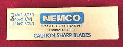 "Brand New Nemco 466-2 1/4"" Tomato Blade Assembly - Free Shipping!"