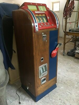 Bally Hi Boy Slot Machine 1947 Restored Slot Machine