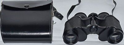 (520) S N S 8X30 Binoculars Field 7.5° With Protective Case