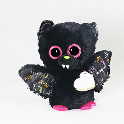 "6"" Beanie Boos Glitter Eyes Plush Stuffed Animals Toys Kids Xmas Gift With tags"