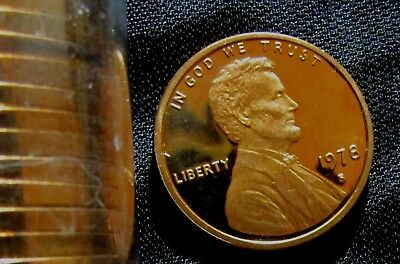 1978-S 1C DC (Proof) Lincoln Cent