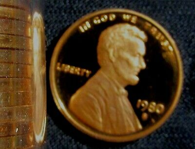 1980-S 1C DC (Proof) Lincoln Cent