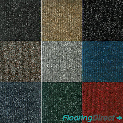 Quality Carpet Tiles 6m2 Box - Commercial Domestic Office Heavy Duty CHEAP PRICE