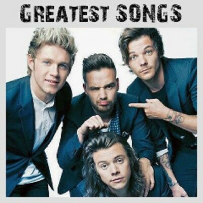 One Direction – Greatest Songs Cd