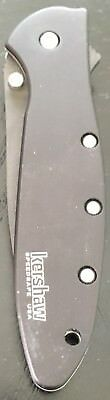 Kershaw Leek 1660H3 Straight Edge Assisted Open USA Knife