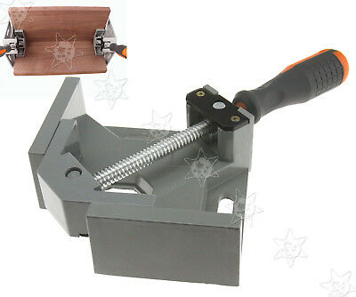 Right Angle Clamp 90° Corner Clamp Woodworking Vice Wood Metal Welding