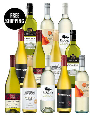Save On Faves Whites Dozen (12 Bottles)