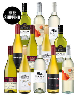 Super Saver Whites Dozen (12 Bottles)
