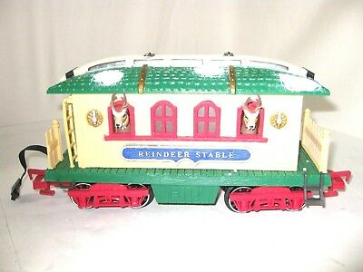 NEW BRIGHT 384 Holiday Express Christmas Electric Animated ...