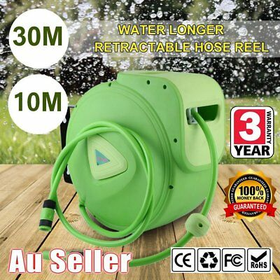 "Automatic Hose Reel including Hot Water Hose ½"" (CAT 79RH) green 10M/30M WSX"