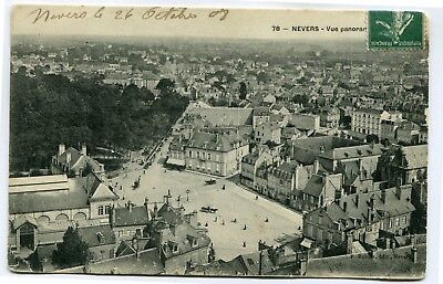 CPA - Carte Postale - France - Nevers - Vue Panoramique ( CP5293 )