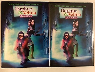 New Daphne & Velma Original Movie Dvd Slipcover Sleeve Free World Wide Shipping
